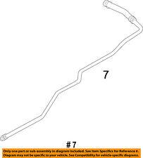 Lincoln FORD OEM 07-14 Navigator 5.4L-V8 Rear Ac Lines-Water Pipe AL1Z18696C