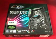 REPUBLIC OF GAMERS ROG STRIX X299-E GAMING MOTHERBOARD 90MB0U50-M0AAYY0