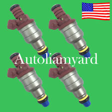 OEM 1994-1998 SAAB 2.0L 2.3L Bosch flow matched Turbo fuel injector 0280150431