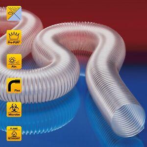Norres Absaugschlauch 301 Spiralschlauch Flexschlauch *antistatisch Meterware
