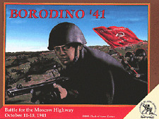 BORODINO '41 - BATTLE FOR THE MOSCOW HIGHWAY - CLASH OF ARMS