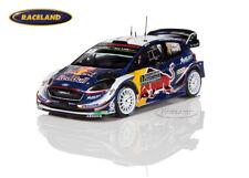 Ford Fiesta WRC M-Sport 1° Rallye Monte Carlo 2018 Ogier/Ingrassia, Spark 1:43
