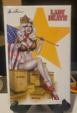 Lady DeathChaos Rules #1 Vintage Army Edition Only 200