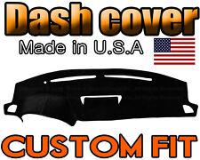 Fits 2003-2006 INFINITI G35  DASH COVER MAT DASHBOARD PAD / BLACK