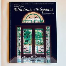 WINDOWS OF ELEGANCE, Wardell Windows #2 - Stained Glass Pattern Book