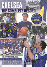 Chelsea - The Complete Record 1905-2015 - The Blues Statistical Written History