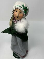Byers Choice 1994 Carolers Woman *Signed/Numbered 99/100*