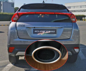 For Mitsubishi Eclipse Cross 2018 2019 2020 Rear Exhaust Muffler Tip End Pipe