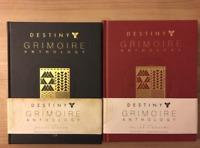 Destiny - Grimoire Anthology Volume 1  & Volume 2 - No Emblem Codes