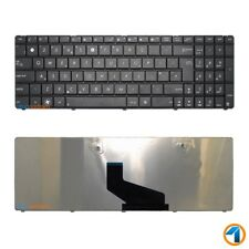 Keyboard for Asus X53SV X55SR X55SV X61SF Laptop / Notebook QWERTY UK English