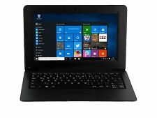 "VERICO UniBook Notebook Laptop Netbook 10,1"" Windows 10 schwarz TOP"