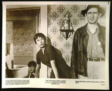 The Trouble with Harry - Jerry Mathers, Shirley MacLaine and Royal Dano - 8x10