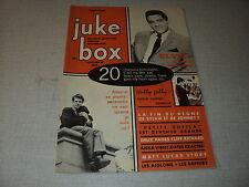 JUKE BOX 084 (1/10/63)DISTEL SHEILA ADAMO SYLVIE VARTAN MATT LUCAS ELVIS PRESLEY