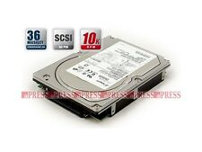 Seagate Cheetah st3146807lc 146,8GB 10000-rpm Ultra320 SCSI 80 PIN