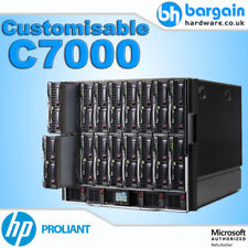 HP C7000 Intel Enterprise Network Servers