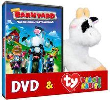Barnyard DVD & Ty Beanie Babies Collector Set