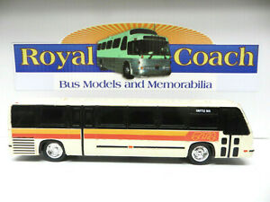 """Wooster, MA Regional Transit Authority (RTA) RTS Plastic10"""" Bank Bus"""