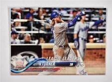 2018 Topps Series 1 Base #108 Justin Turner