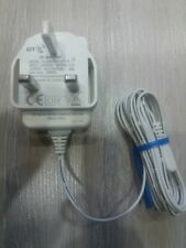 GENUINE BT video baby monitor 6000  089010 adaptor cable plug for parent unit