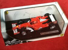 Ferrari Michael Shumacher 248 F1 Hot Wheels Mattel 1:18