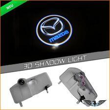 Tür Beleuchtung Mazda 6 2004 - 2013 Shadow Licht 3D Logo Projektor Leuchte