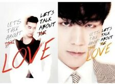 Let's Talk About Love - Seungri (2013, CD NEU)