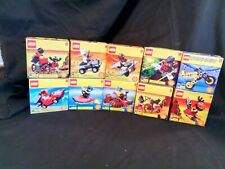 LEGO SHELL - Complete Set of 10 Promotional Toys unopened