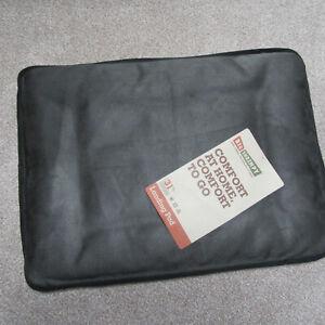 "BIG SHRIMPY Dog Bed - Crate Mat - Landing Pad - Small  17"" x 23"" -Colour Slate"