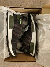 Adidas NMD R1 PK Prime Knit sz 10.5 Camo Boost Yeezy Butter Cream Wave 700 350