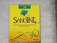 SANOTINT LIGHT Haarfarbe Nr.78 Mahagoni Dunkel 125 ml  (pro 100ml  9,20)