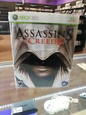 Assassins Creed 2 Collectors Edition Xbox 360 Statue Tin And Art Book - NO GAME