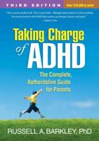 TAKING CHARGE OF ADHD - BARKLEY, RUSSELL A., PH.D. - NEW PAPERBACK BOOK