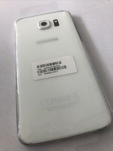 Samsung Galaxy S6 White Pearl G920F Unlocked 32GB - UK 🇬🇧