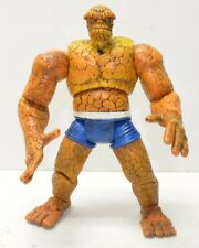 "THE THING Toy Biz Action Figure Marvel Legends Series II 6"" Loose"