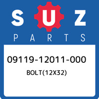 09119-12011-000 Suzuki Bolt(12x32) 0911912011000, New Genuine OEM Part