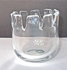 Kleine Deko-Kerzenteller & -tabletts aus Glas