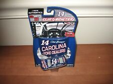 2017 Clint Boyer #14 Carolina Food Dealers Ford 1/64 Nascar Authentics Wave 9
