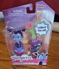 Vampirina & Phoebe the Cat Doll and Accessories