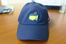 2018 Masters Navy Blue Performance Tech Golf Hat Augusta National