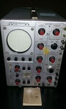 Vintage Tektronix Type 535 S2 Special Oscilloscope Ca Plug In Powers On
