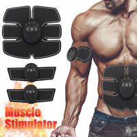 Muscle Toner and Abs Stimulator EMS Abdominal Trainer - Electronic Wireless New