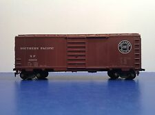 "HO Scale ""Southern Pacific Lines"" SP 59002 Forty Foot Freight Train Box Car"