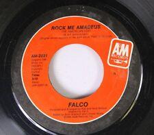 Rock 45 Falco - Rock Me Amadeus The American Edit / Rock Me Amadeus Canadian Ver