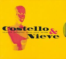 Costello & Nieve - Live 5-CD Box (1996)- Mint Condition