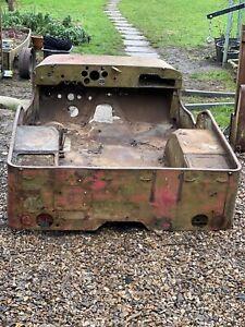 Original WW2 January 1945 Willys MB Body Tub