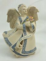 2002 Sarah's Angels Figurine NORMA 30837 'Thank Heaven for Mothers' LFD49