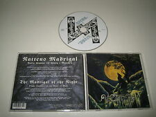 Ulver / Nattens Madrigal Aatte Anthem Til Ulven (Avantgarde / av070) CD Album