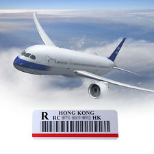 HK Post Registered Air Mail with Tracking Number