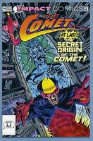 Comet #14 1992 Mark Waid Kevin West DC Impact Comics
