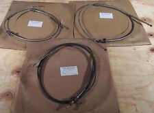 1975-1980 AMC Pacer NOS L&R rear & front brake cable 3227556 3227557 3225669